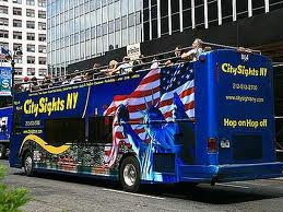 New York Tour Bus